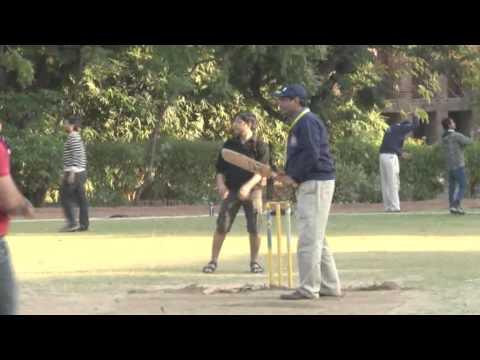 IIM-A (SJR - 90)  10 - Session + Cricket