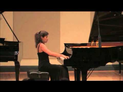 Beethoven,  Eroica Variations, played by Inna Faliks - part 3 of 3