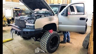 DURAMAX Finally Gets 200HP+ Tunes!!! Coal Tune + BIG Turbo High Idle Sounds INSANE!