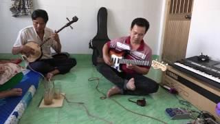 Hòa Tấu Phụng Hoàng 12 câu. Thái An : Guitar. Văn Ngà : Sến.