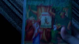 Video Look at my Disney robin hood vhs UK download MP3, 3GP, MP4, WEBM, AVI, FLV November 2018