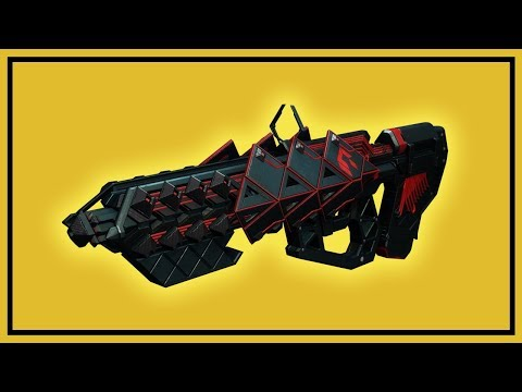 Destiny 2: How to Get Outbreak Perfected & Catalyst - Exotic Pulse Rifle