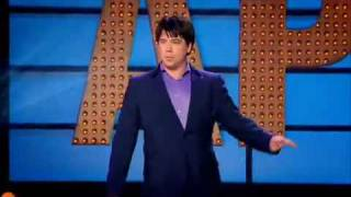 Michael Mcintyre Part 2- Live at the Apollo  [HQ] 2010