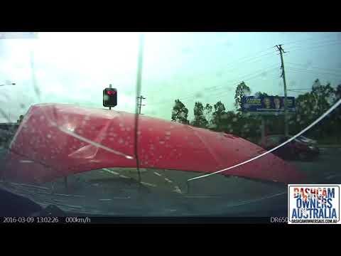 Australian Car Crash / Dash Cam Compilation 9