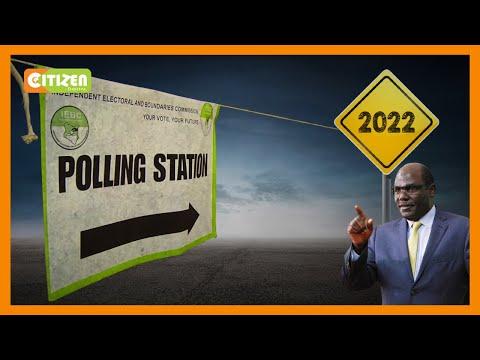Download Tume ya IEBC imezindua mikakati yake ya maandalizi ya uchaguzi wa mwaka 2022