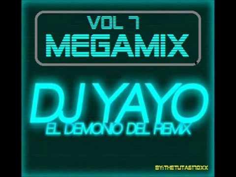 MEGAMIX DJ YAYO VOL 5 DIALO RMX