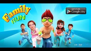 Family Run Trailer Gameplay