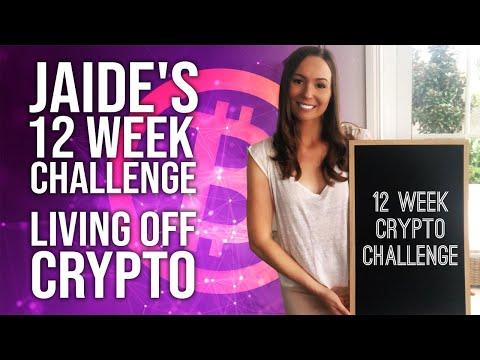 Jaide's 12 Week Crypto Challenge