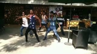 gf bf video song  footlights dance crew