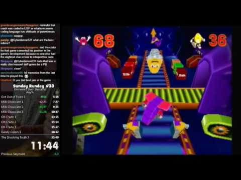 M&M's Shell Shocked Any% Speed Run in 49:42
