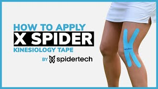 How to apply the Universal X Spider