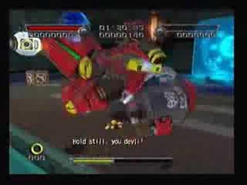 Sonic and Diablon-A rank dark -Shadow The Hedgehog