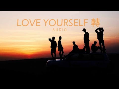 BTS LOVE YOURSELF 轉 | Audio
