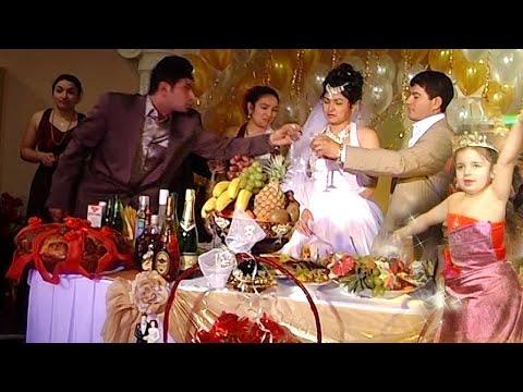 Богатая цыганская свадьба. Поздравления гостей и веселый танец