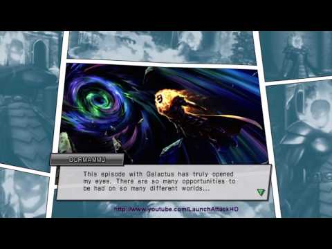 UMVC3 Ultimate Marvel vs Capcom 3 Dormammu Ending