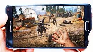 20 Лучших Бесплатных Игр на Android & IOS