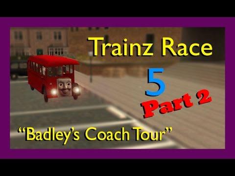Trainz Race 5 Part: 2 - Bradley