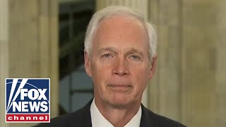 Ron Johnson on 'explosive' accusation colleagues spread Russian disinformation