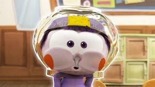 Funny Animated Cartoon | Spookiz | Fish Bowl | 스푸키즈 | Kids Cartoons | Videos for Kids