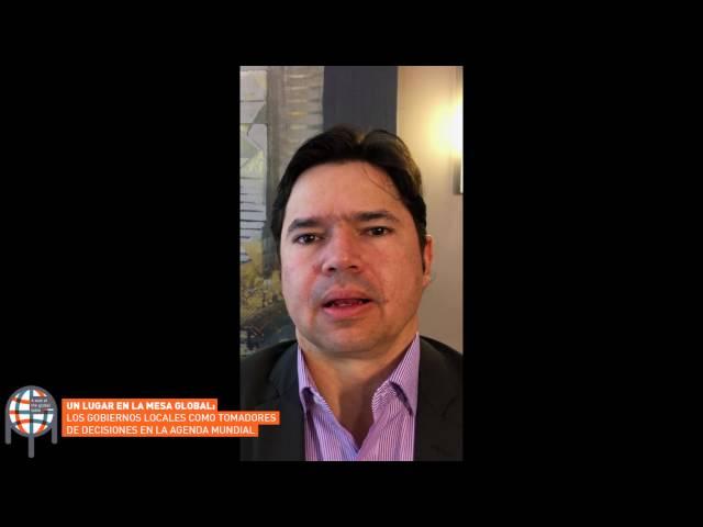Un lugar en la mesa global - Rodrigo Perpetuo, Jefe de Asesoría de RRII de Minas Gerais