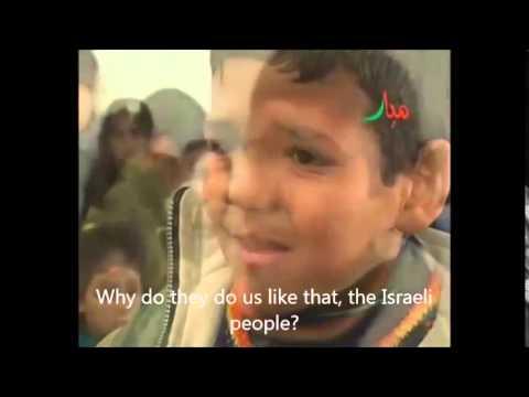 Palestinian Children Message to the World