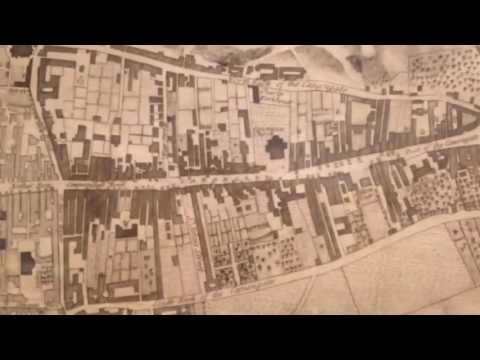 Edinburgh's map: Old Town and New Town 1780