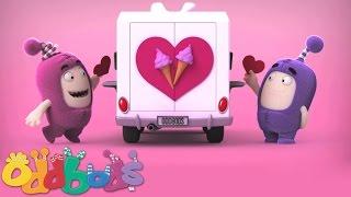 Oddbods   Sweet Hearts thumbnail