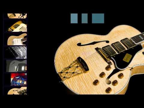 """Hank C. Burnette - """"My Guitar & I"""""""