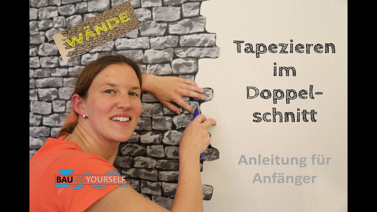 Fantastisch Gallery Of Tapezieren Wand Wnde Steintapete Vlies Tapete Selbst With Mauer  Tapete