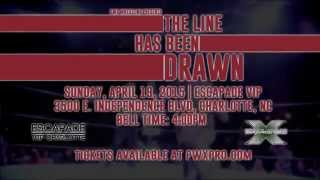 PWX: The Line Has Been Drawn TV Spot