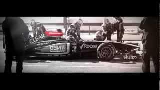 Romain Grosjean - Lancement Saison F1 2013