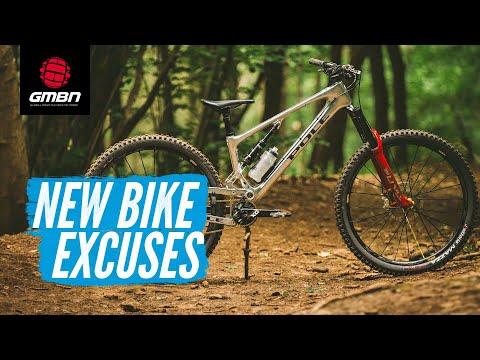 Top Reasons You Should Get A New Mountain Bike | Bike Excuses