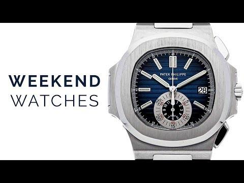 Patek Philippe Nautilus Chronograph & Vacheron Overseas: Holiday Luxury Watch Shopping
