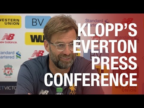 Jürgen Klopp's pre-Everton press conference | Injury updates, Salah and much more
