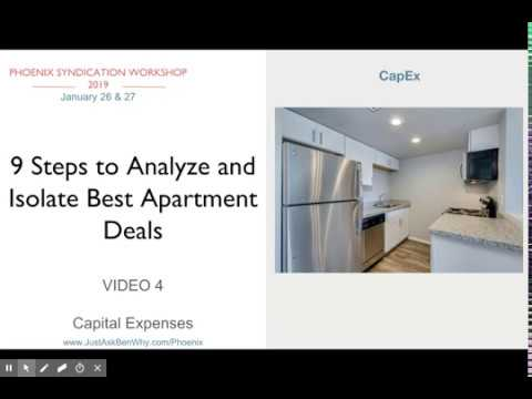 9 Steps to Analyze and Isolate Best Apartment Deals Video 4