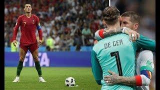 Cristiano Ronaldo Amazing Free Kick Goal! vs Spain