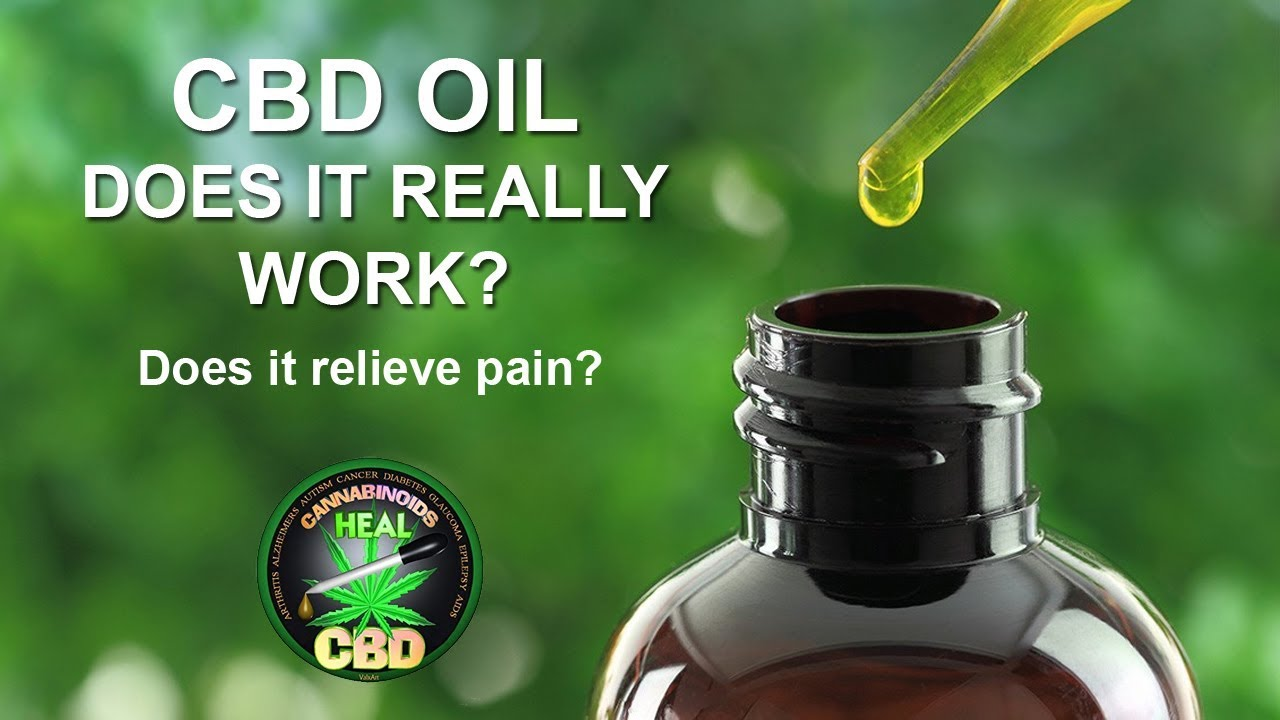 What Is CTFO CBD Oil And Does It Really Relieve Pain And Work?