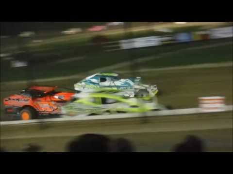 Brewerton Speedway - October 6, 2016 - DIRTcar Sportsman Main