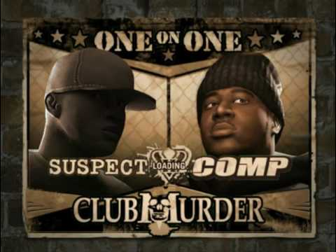 Suspect vs Comp   Def Jam Fight For NY