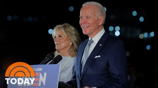 Joe Biden Continues His Winning Streak In Latest Democratic Primaries | TODAY