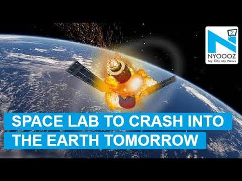 China: Space Lab to Become Celestial Fireball | NYOOOZ TV