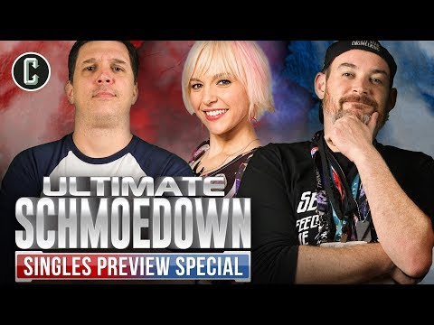 2017 Movie Trivia Singles Tournament Preview - Ultimate Schmoedown Special