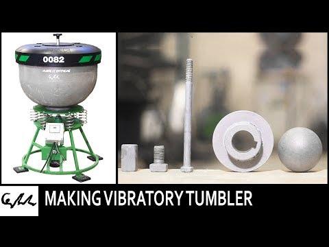 Make it extreme's vibratory tumbler
