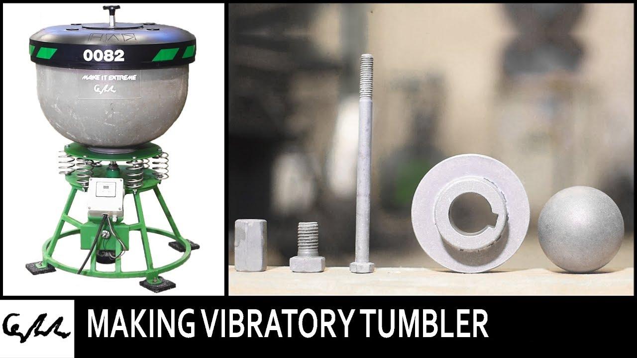 Make It Extremes Vibratory Tumbler