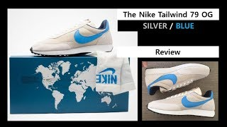 40년만에 완벽한 복각출시 신발 나이키 에어 테일윈드 79 OG - The Nike Tailwind OG ナイキ エア テイルウインド '79 OG BQ5878-001
