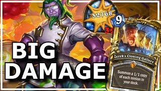 Hearthstone - Best of Big Damage