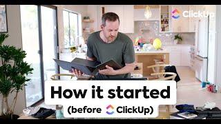BEFORE ClickUp vs AFTER ClickUp | Alan