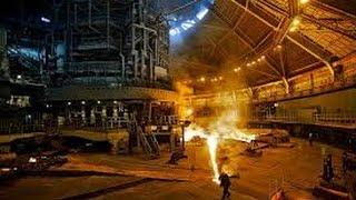 видео Цветная металлургия базы россии - Металлургический комплекс России