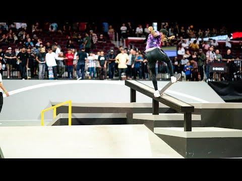 Monster Energy – 2019 Street League Skateboarding Los Angeles