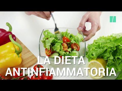 La dieta antinfiammatoria: 5 consigli pratici per curare l'intestino quando si è esagerato a tavola